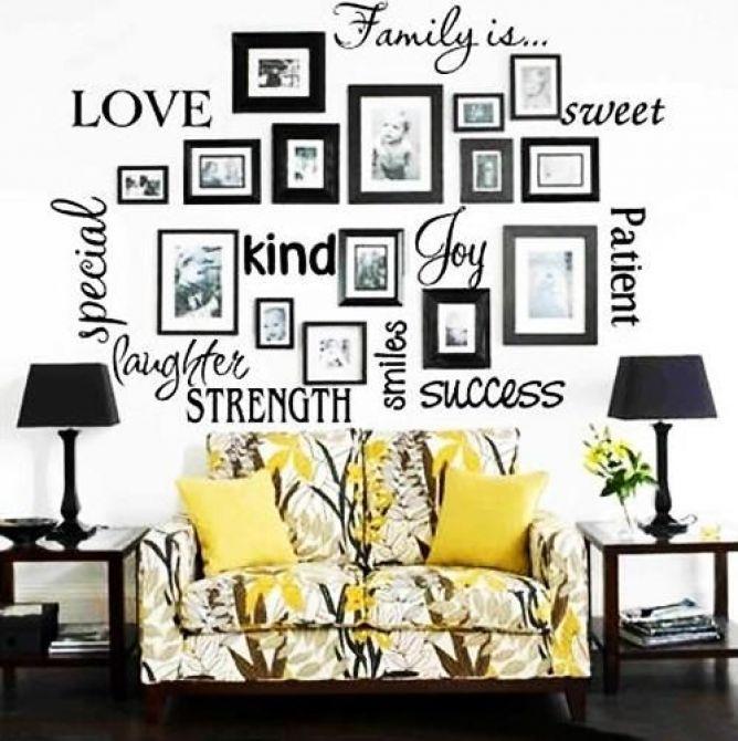 decoração com quadros 2