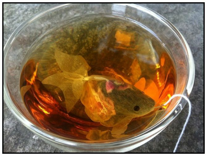 Peixinho do Chá