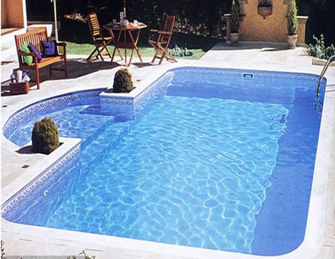 Modelos de piscina fibra vinil ou alvenaria blog de for Modelos de piscina familiar