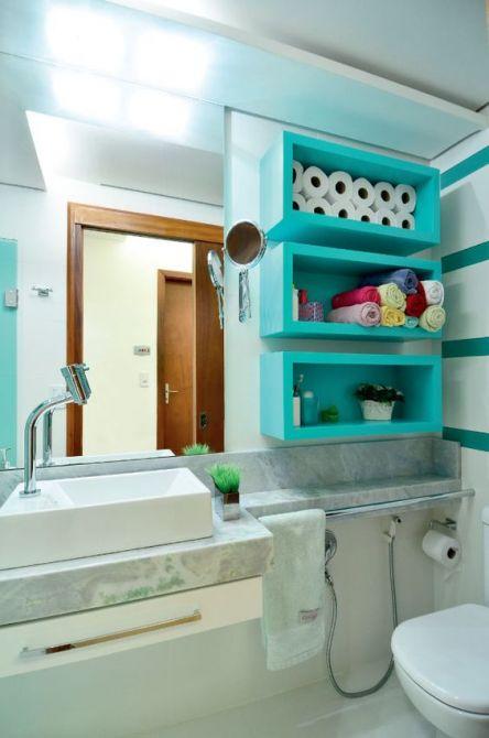 Cuba para banheiro e cozinha suspensa