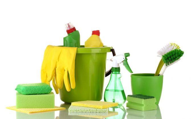 Como limpar a caixa d'água