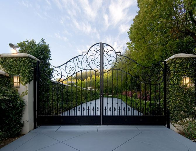 O portão é determinante quando o assunto é privacidade e segurança