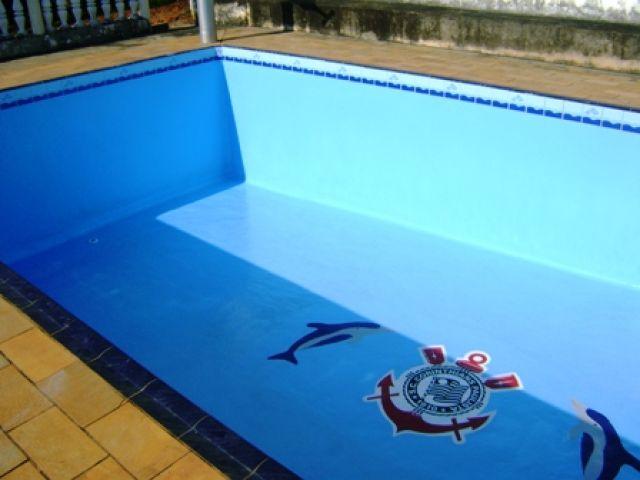 Marlin azul piscinas em atibaia sp construindo e for Pintura para piscinas
